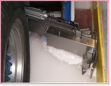 cutting board resurfacing machine
